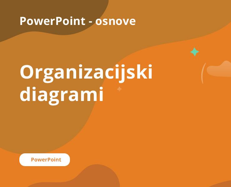 Organizacijski diagrami